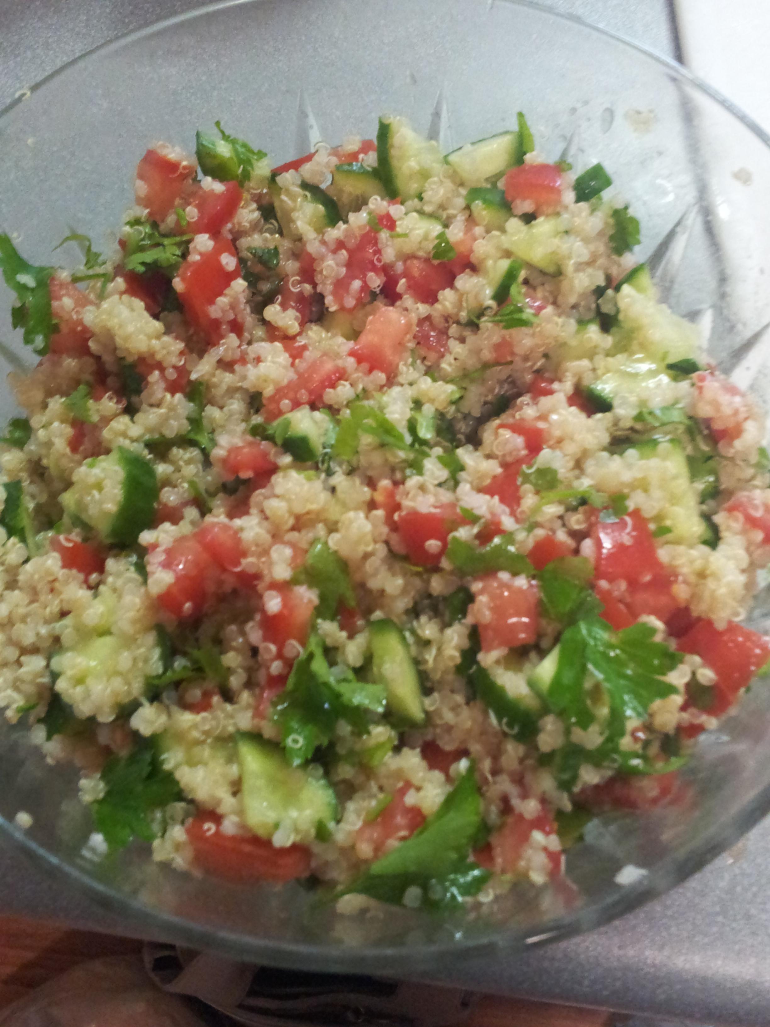 Quinoa – Tabouli